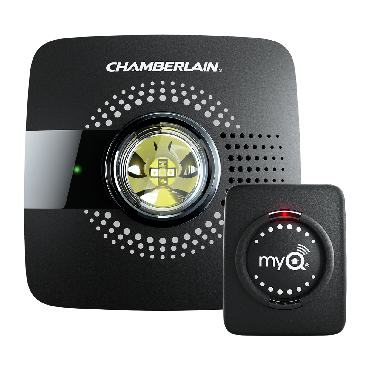 Chamberlain Garage Door Opener Hd930ev Review Dandk