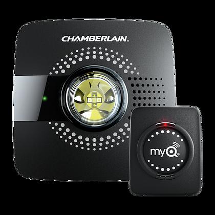 Myq G0301 E Myq 174 Smart Garage Hub Chamberlain