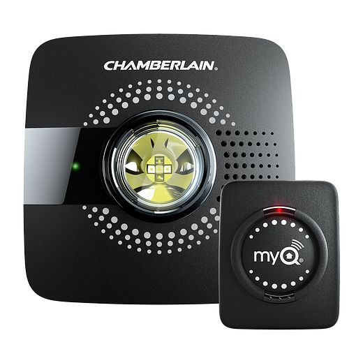 MYQ-G0301-D Terminal de garage intelligent MyQ HERO