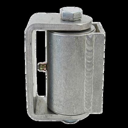 2165A, bisagra especializada GUARDIAN montada de forma plana, de ambos lados, aluminio IMAGEN PRINCIPAL