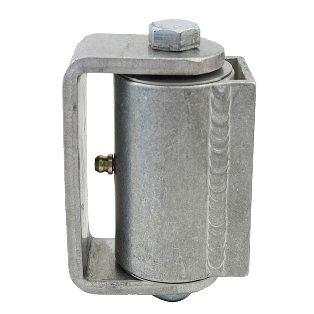 2165A GUARDIAN Specialty Hinge Flat Mount Both Sides Aluminum HERO