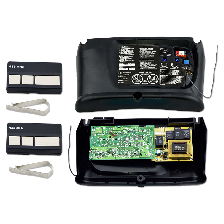 041A5371-4 433MHz Logic Board & Remote Control Kit