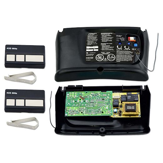 041A5371-4 Kit de control remoto y placa lógica de 433MHz