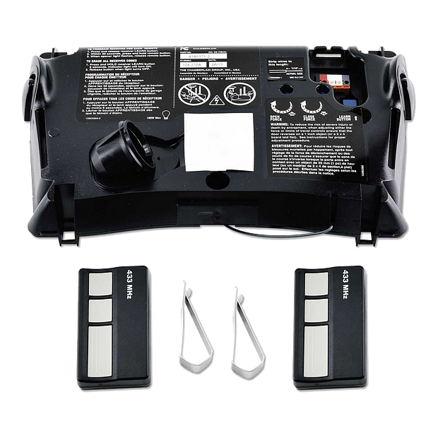 041A5371-3 433MHz Logic Board & Remote Control Kit