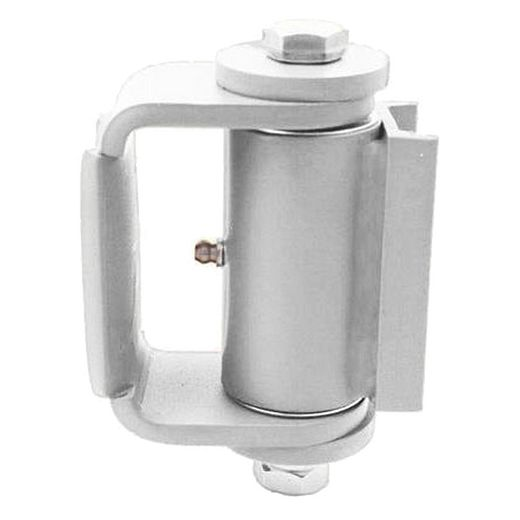3110Z GUARDIAN Adjustable Hinge Round Mount Both Sides Zinc Plated HERO