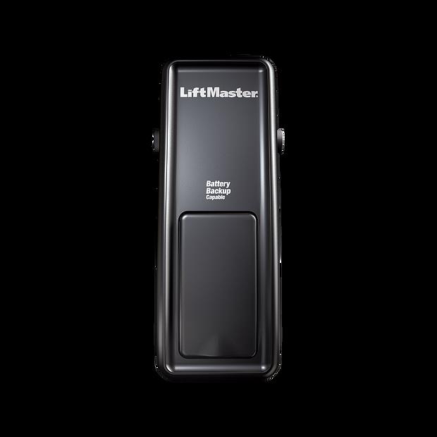 8500 Elite Series Battery Backup Capable Wall Mount Garage Door Opener HERO