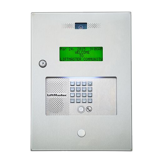 EL2000SS Telephone Entry for Commercial Applications and Gated Communities HERO