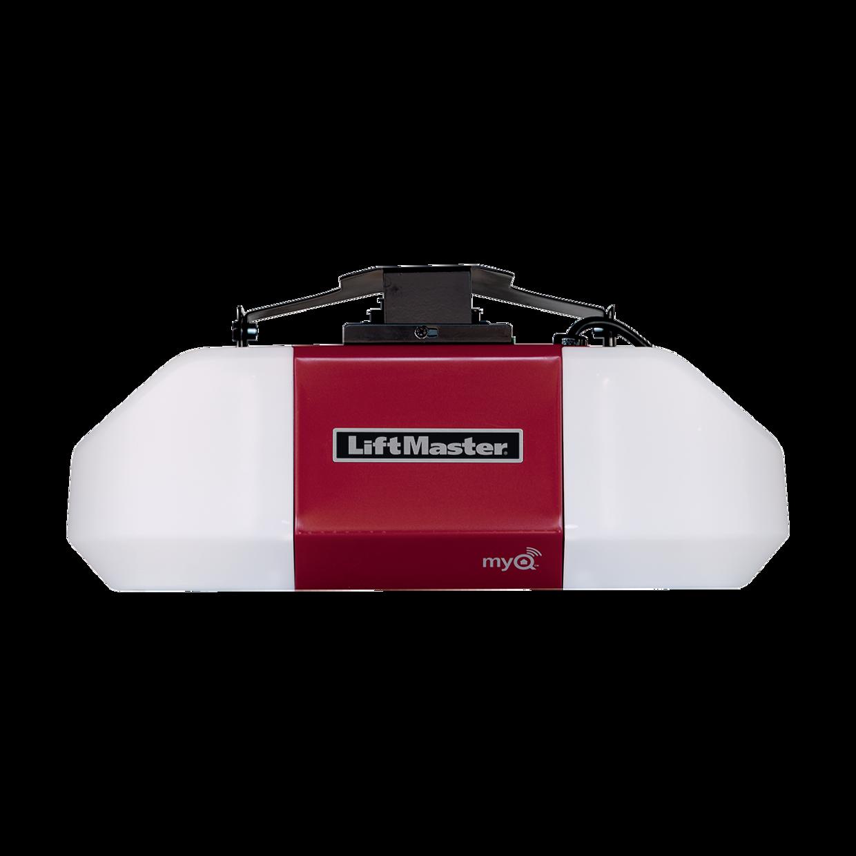 8587w 3 4 Hp Wifi Garage Door Opener Liftmaster Professional Wiring Diagram Elite Series Ac Chain Drive Wi Fi Hero