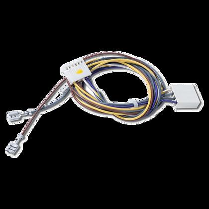 041C6661, kit de arnés de cables, bajo voltaje, 3/4HP