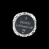 K010A0020 Batería de litio 3V