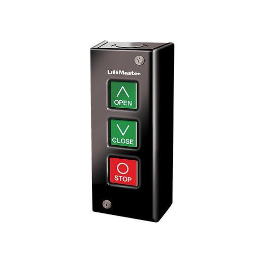 02103L, consola de montaje en superficie de 3 botones para interiores NEMA 1 IMAGEN PRINCIPAL