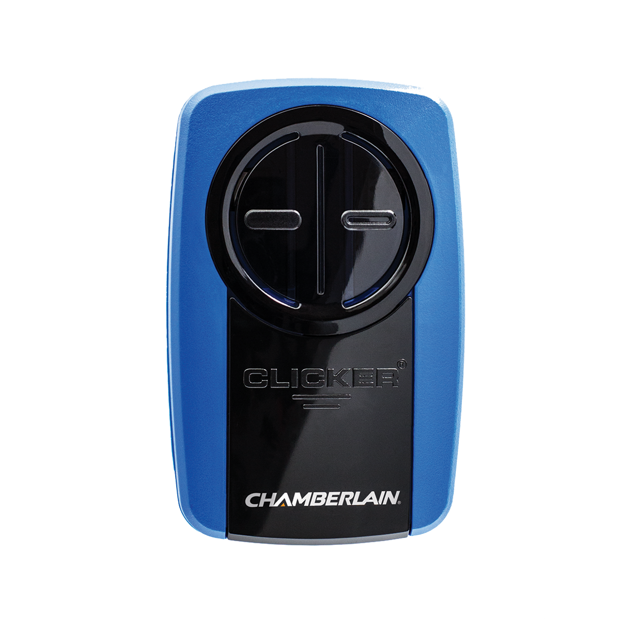 KLIK3U-BL2 KLIK3C-BL2 Clicker Blue Universal Garage Door Remote HERO