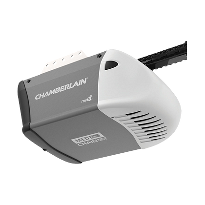 C203 Durable Chain Drive Garage Door Opener with MED Power HERO