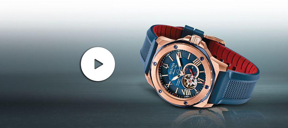 Bulova Men's Marine Star Watches | Bulova