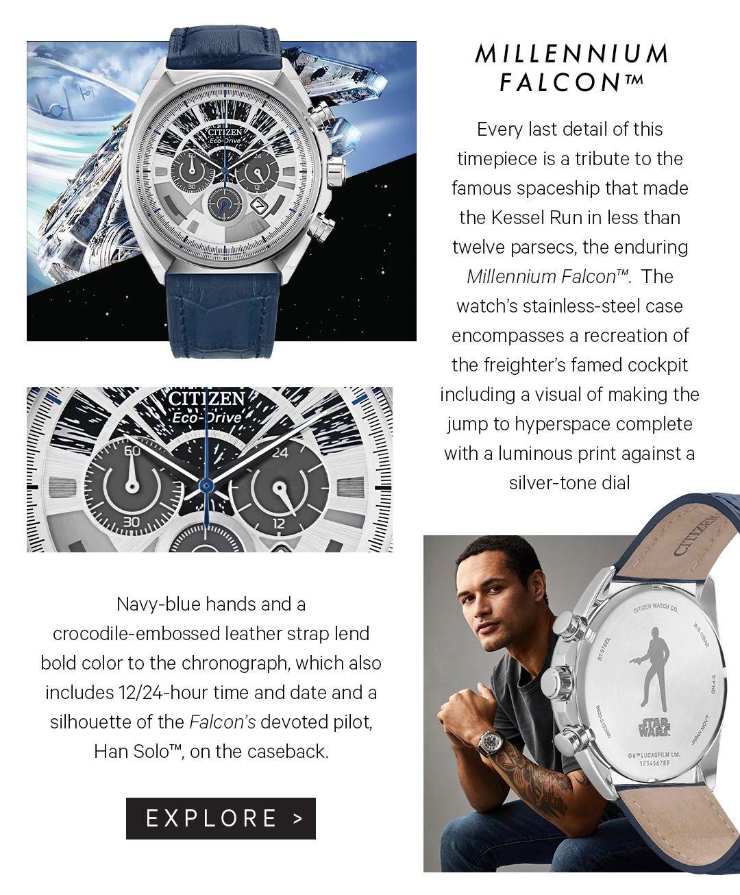 Millennium falcon Mobile