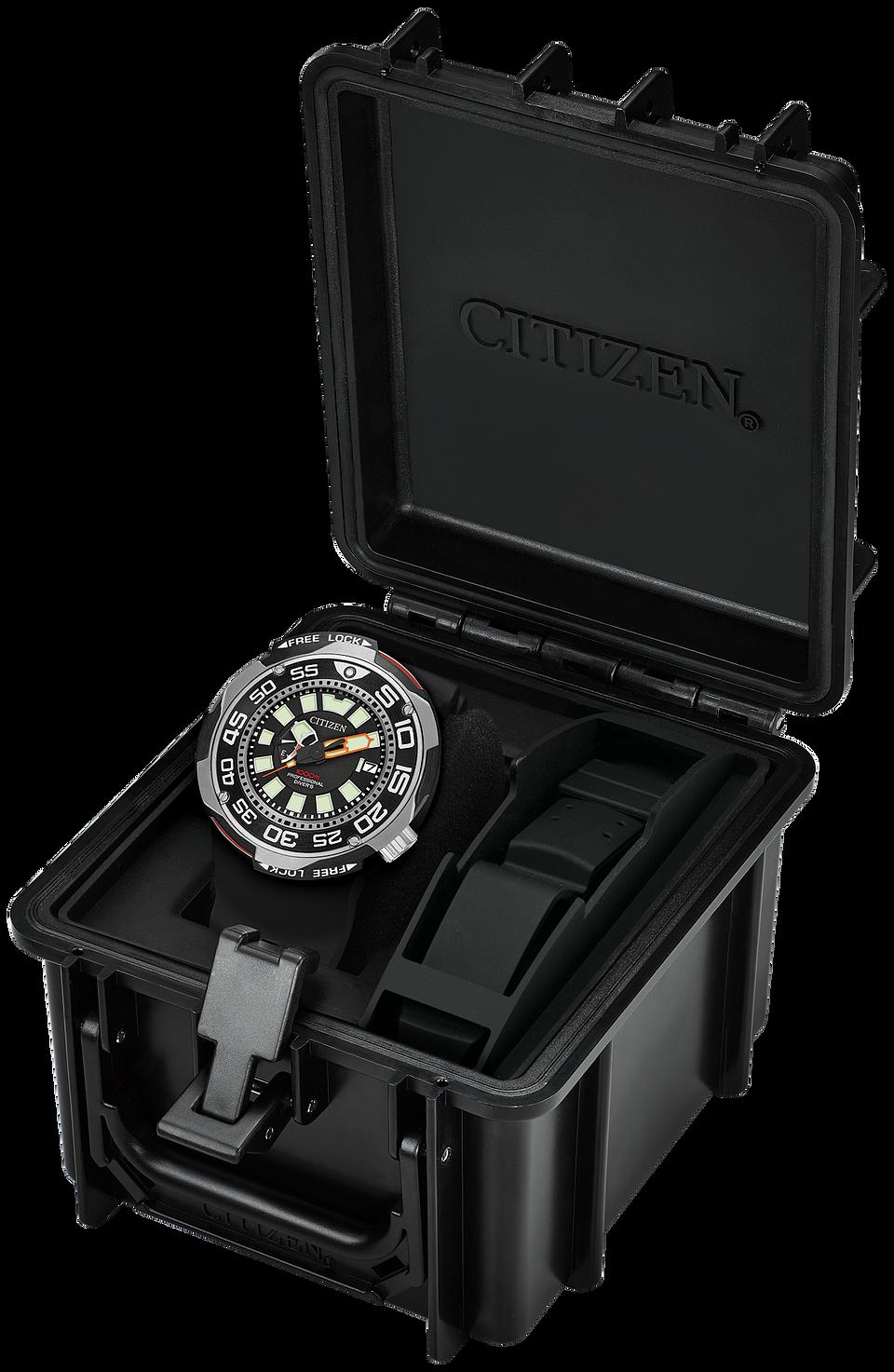 04d19c334dc Promaster 1000M Pro Diver - Men s Eco-Drive Titanium Dive Watch ...