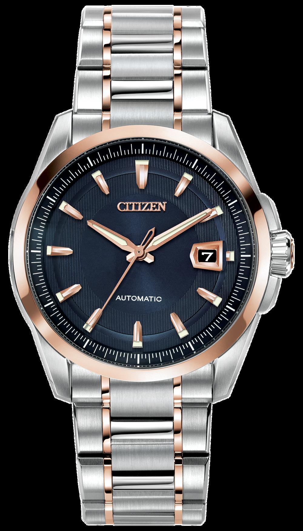 6580ce31d Grand Classic - Men's Eco-Drive NB0046-51L Automatic Watch | Citizen