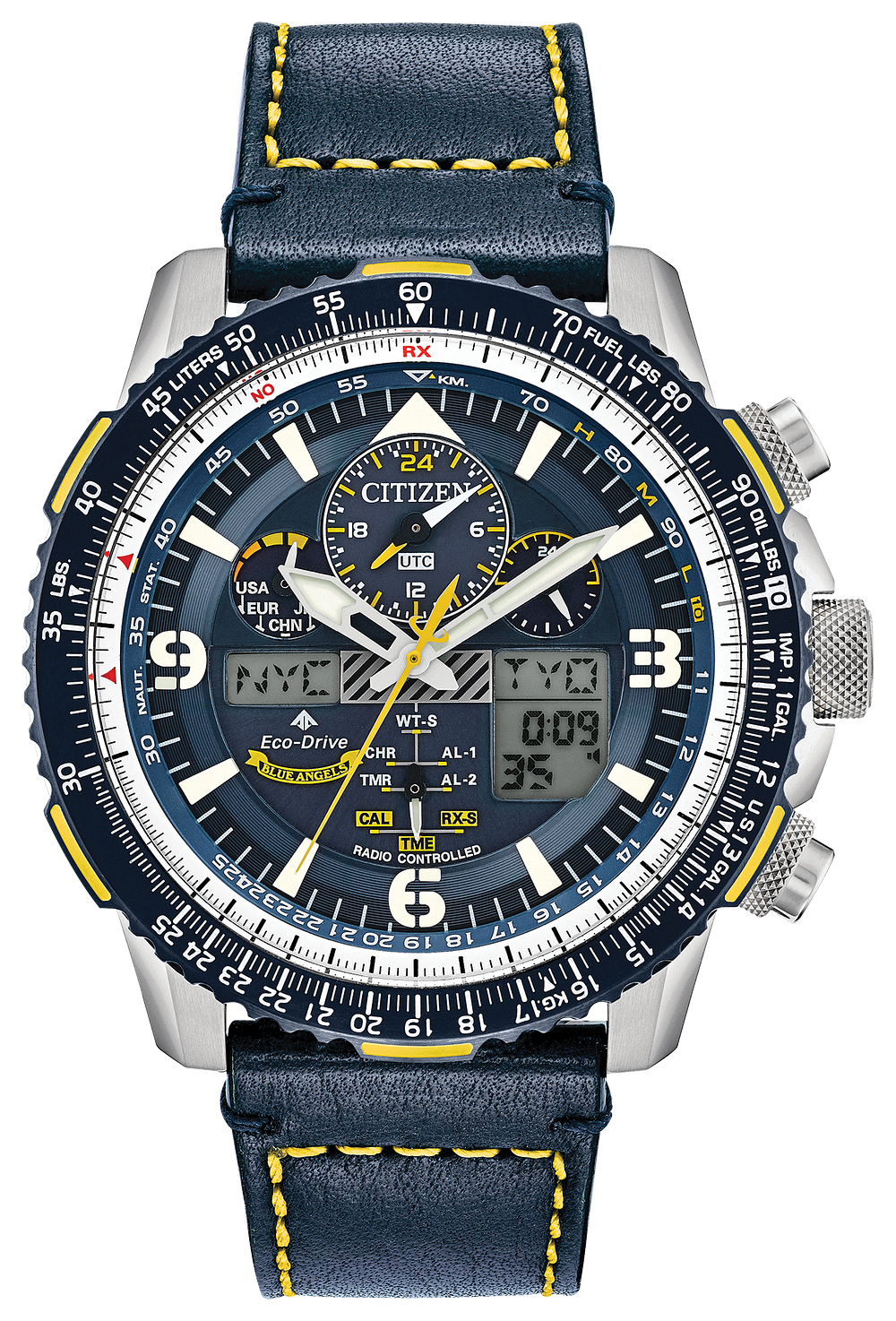 95de2e311 Promaster Skyhawk A-T - Men's Eco-Drive JY8078-01L Watch | Citizen