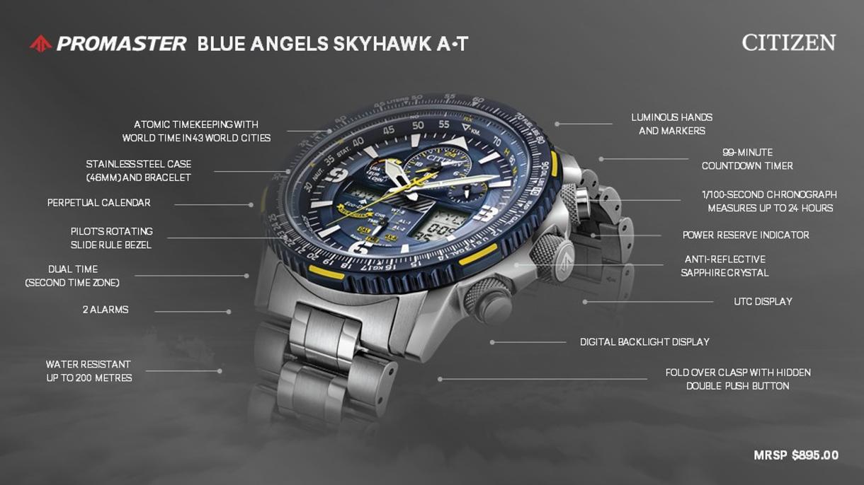 b831828e504 Promaster Skyhawk A-T - Men s Eco-Drive JY8078-52L Watch