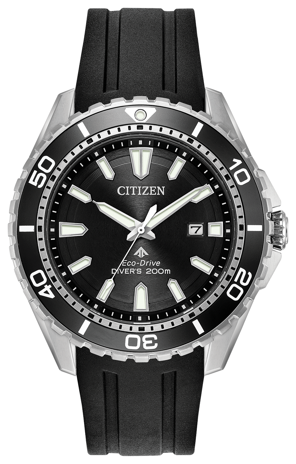 promaster diver men s eco drive bn0190 07e diver watch citizen