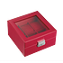 Citizen Red 6-Piece Watch Box main view
