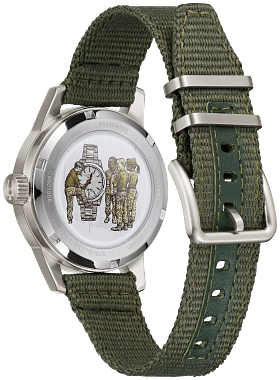 VWI Special Edition HACK Watch image for specs