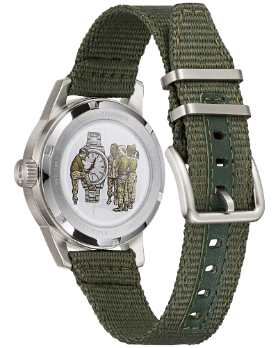 VWI Special Edition HACK Watch back view