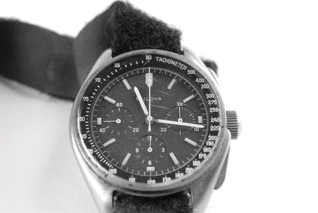 History of the Lunar Pilot Chronograph Watch | Bulova | Bulova