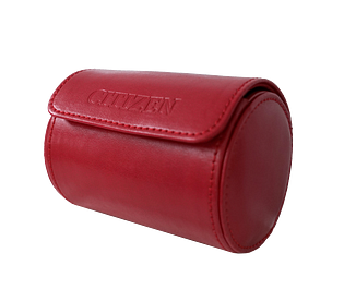 Citizen Red Travel Watch Roll