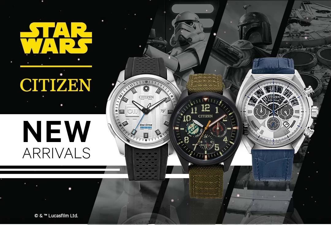 Star Wars New Arrivals