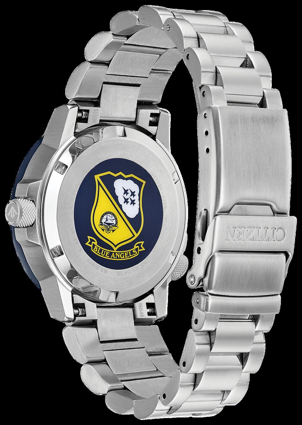 23095a5b465 Promaster Nighthawk - Men s BJ7006-56L Large Face Flight Watch