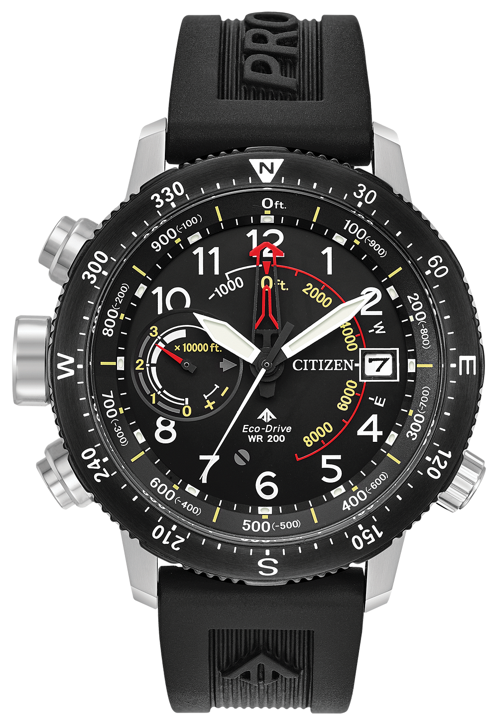 Men's Citizen Altichron Eco-Drive Watch