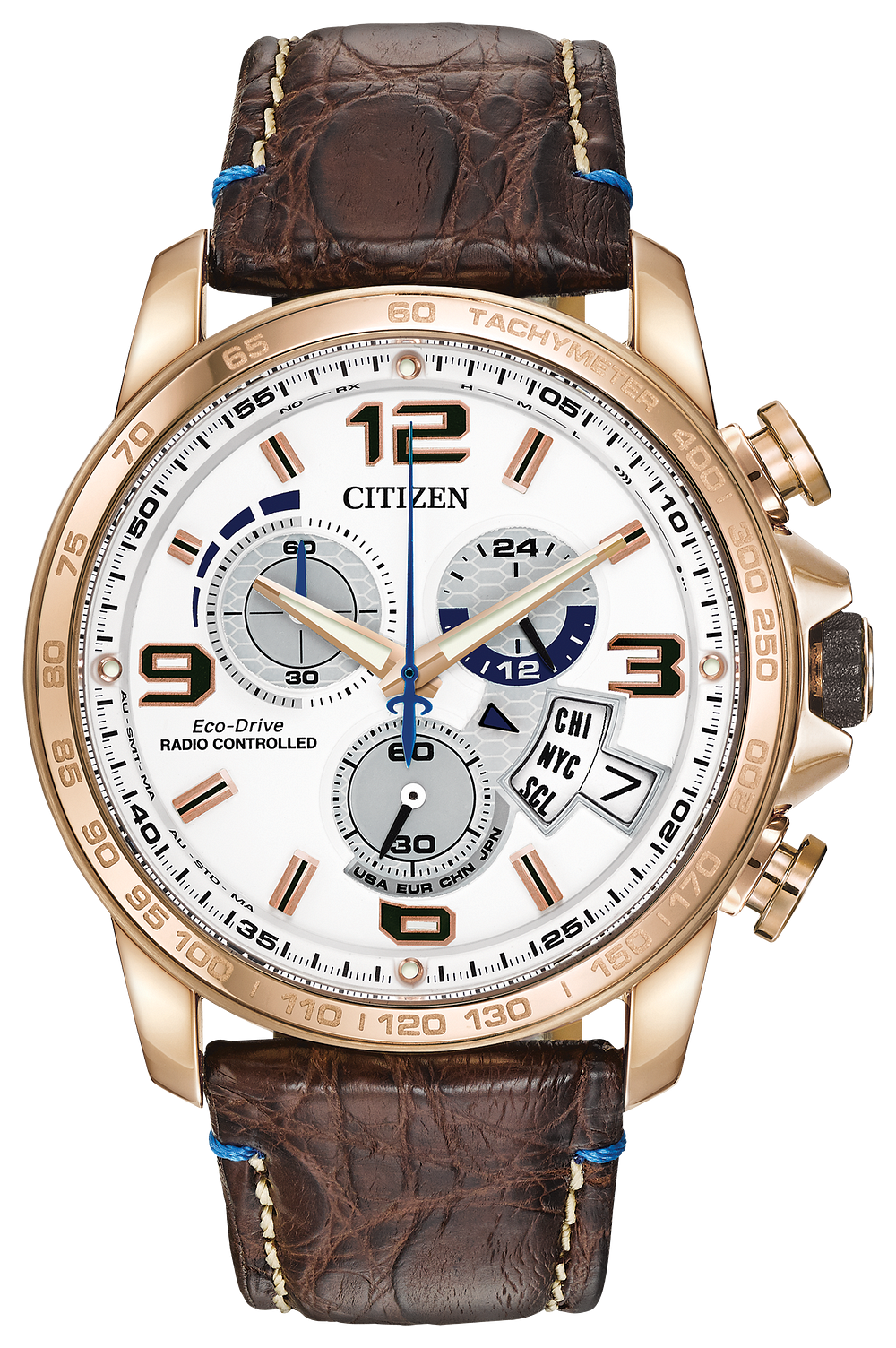 d683ee1be Chrono Time A-T | Citizen