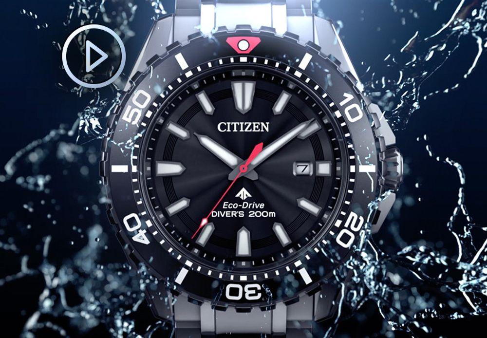 Citizen Official Uk Website Light Powered Eco Drive Watches