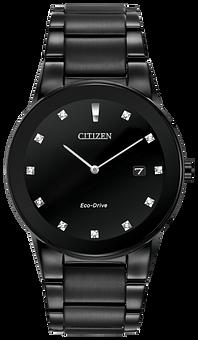 Montre Citizen Company Eco-Drive Homme Axiom Gold