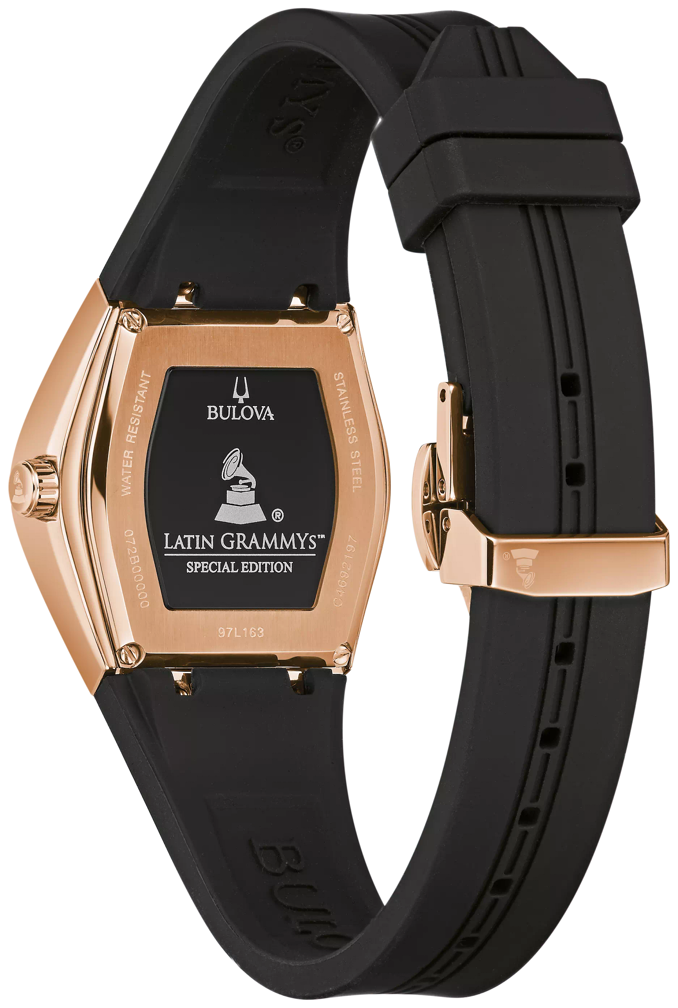 Latin GRAMMY® back view