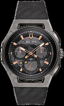 a88b8ed09 World's First CURV Chrongoraph Movement Watch | Bulova