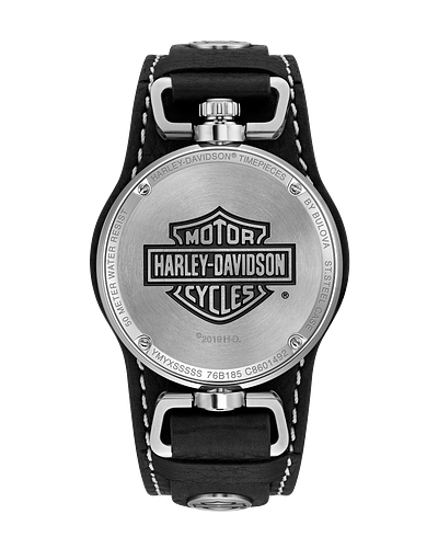 Harley-Davidson alternate view