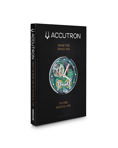 ACCUTRON: FROM THE SPACE AGE TO THE DIGITAL AGE main view