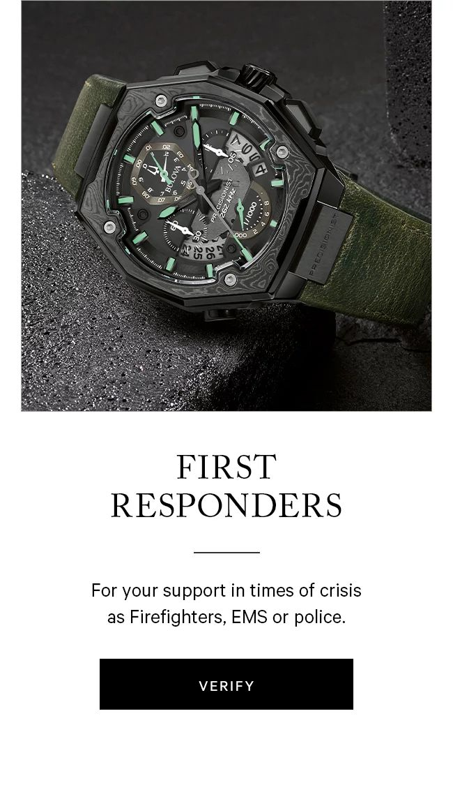 first responders special offer