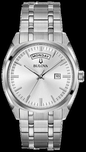 5da0505707a Men s Stainless Steel Silver Dial Quartz Classic Watch