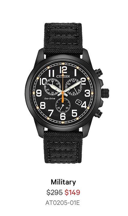 Military - $149 - AT0205-01E