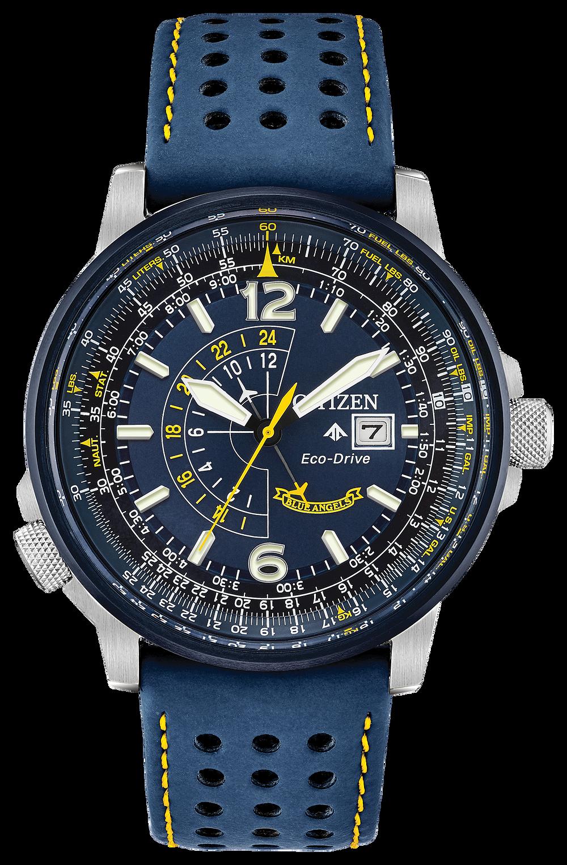 aa7d45f498b Promaster Nighthawk - Men s Eco-Drive BJ7007-02L Flight Watch