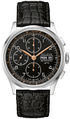 Chronograph main view