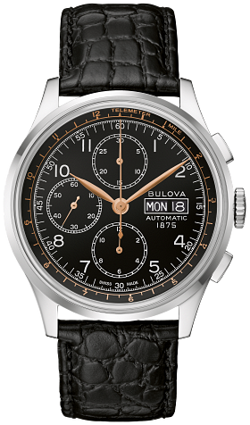 Chronograph image for specs