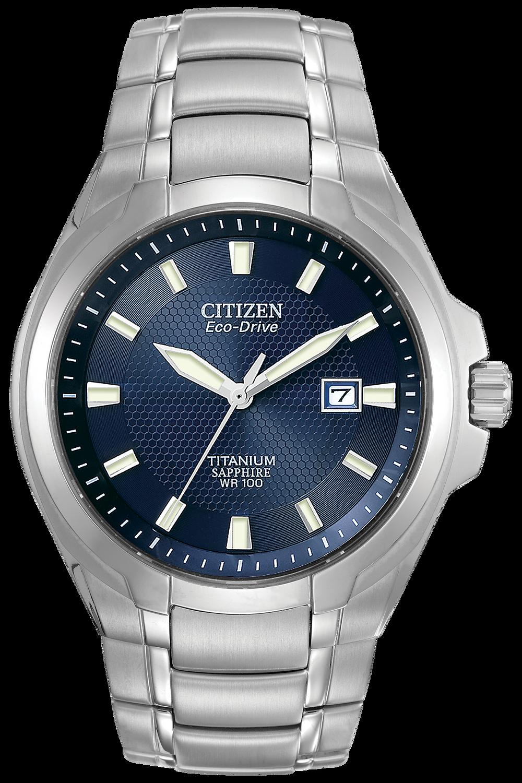 0de04f2ff Paradigm - Men's Eco-Drive BM7170-53L Bold Titanium Watch   Citizen