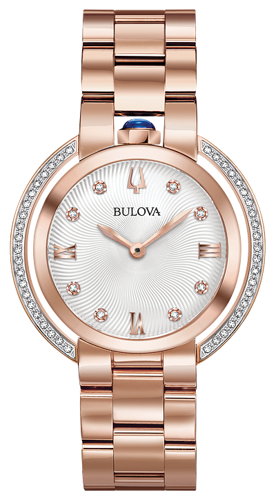 Bulova Rubaiyat main view