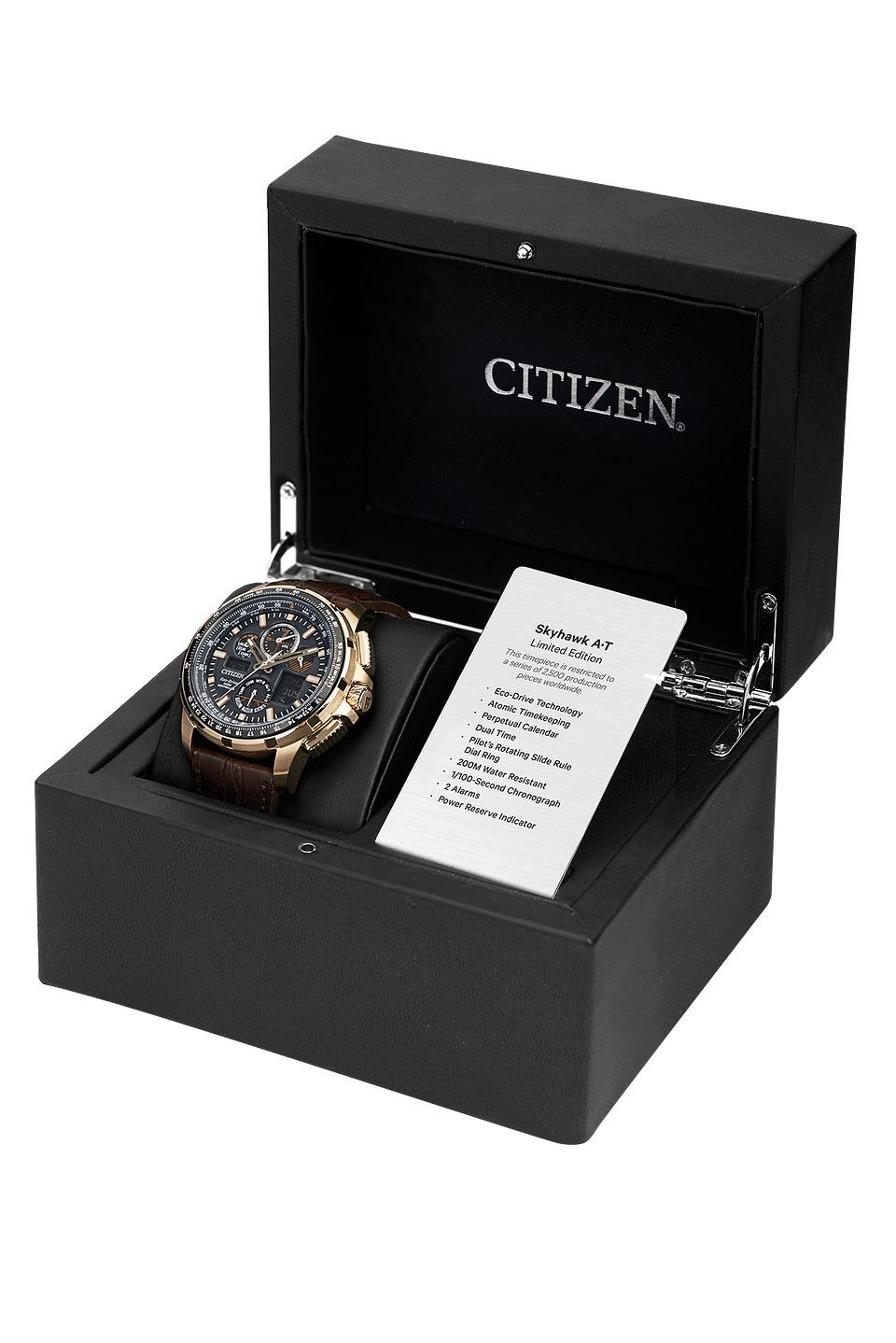 citizen skyhawk a t limited edition