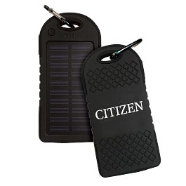 CITIZEN Solar Battery Bank