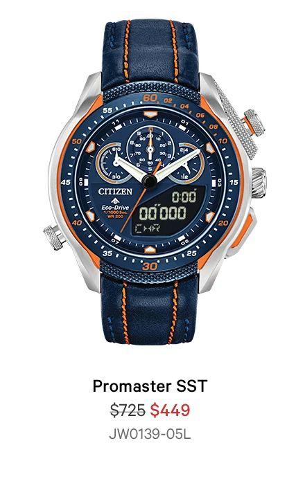 Promaster SST - $449 - JW0139-05L